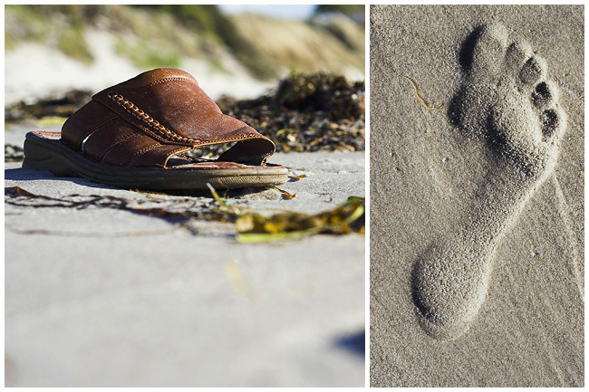 Where is my shoe? | Wo ist mein Schuh?