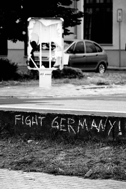 Fight Germany!